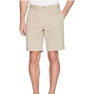 Polo Men's Classic Stretch Khaki Shorts, 34, NWT!